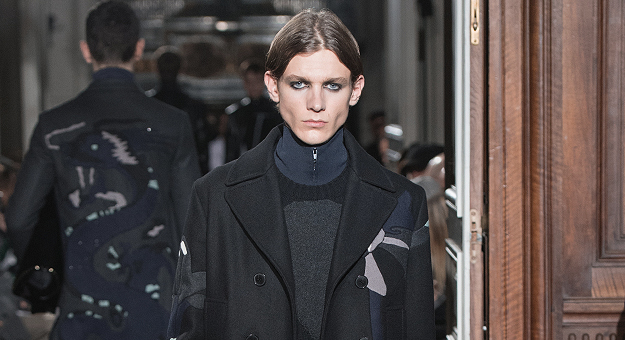 Valentino, мужская коллекция осень-зима 2018