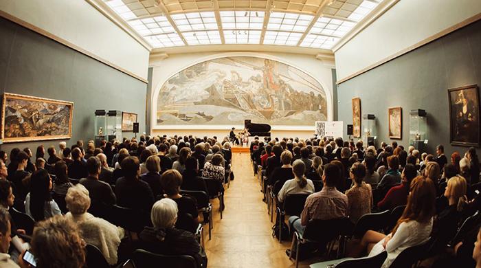 Мир камерной музыки: фестиваль Vivarte в Третьяковской галерее