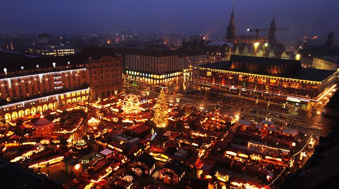 Топ-5 рождественских ярмарок Европы