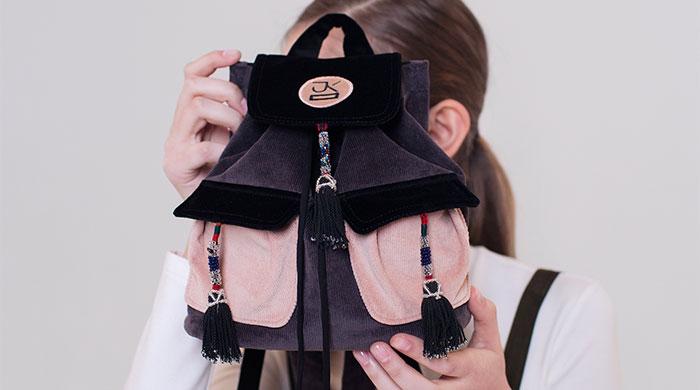 Общество (не)потребления: лимитированные рюкзаки J.Kim