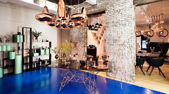 Новая локация: магазин Тома Диксона в Нью-Йорке