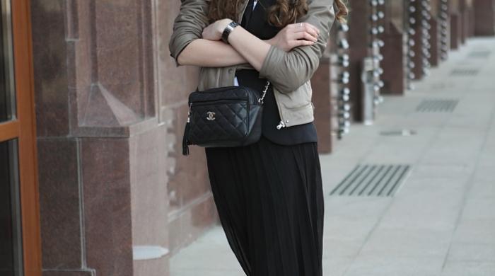 Ирина Дедкова, Москва
