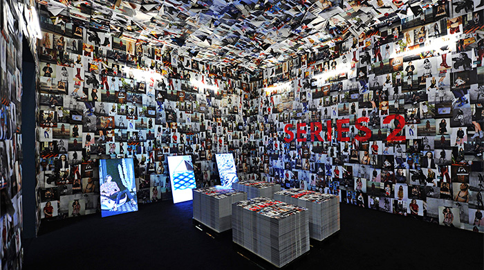 "В Риме открылась выставка Louis Vuitton ""SERIES 2 — Past, Present and Future"""