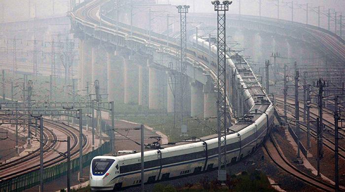 Транснациональная магистраль: из Пекина в Москву за 48 часов
