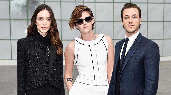 Гости показа Chanel haute couture, весна-лето 2015