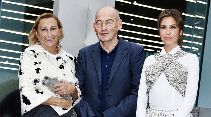 Открытие второго здания Fondazione Prada