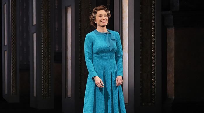 Кристин Скотт Томас — в королевы: новая версия постановки The Audience