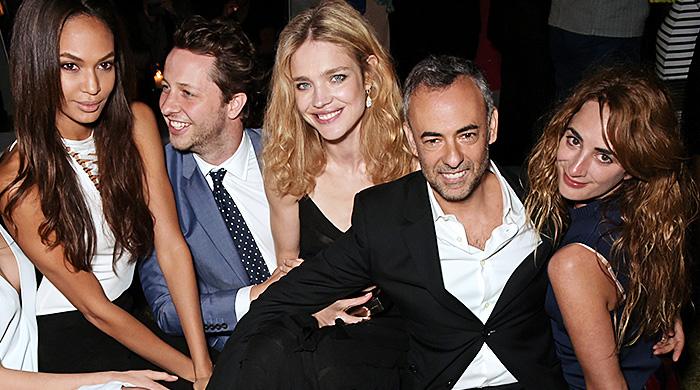 Вечер Calvin Klein в Каннах