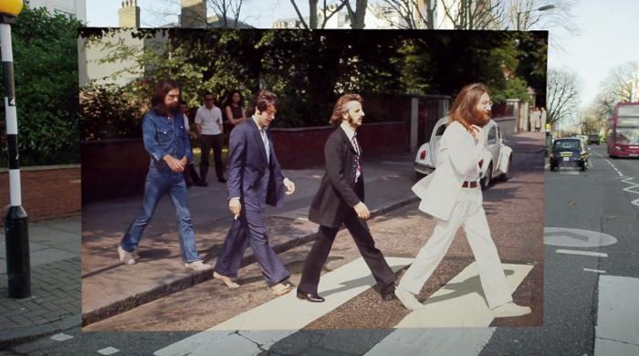 Google представили виртуальную экскурсию по Abbey Road