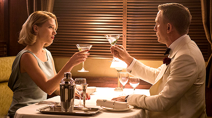 Диета 007: что ест Джеймс Бонд