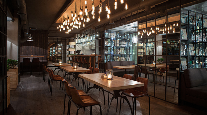 Немного Испании в Новороссийске: ресторан Barco Bar & Grill