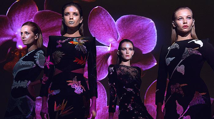 Рекламная кампания Maison Bohemique Haute Couture