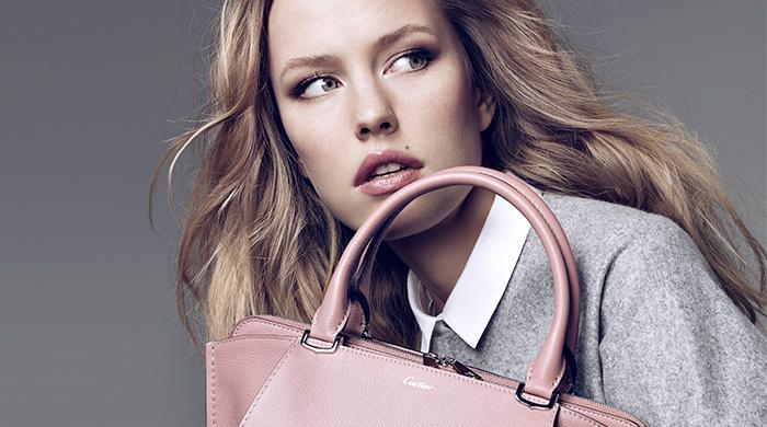 Новая коллекция сумок C de Cartier