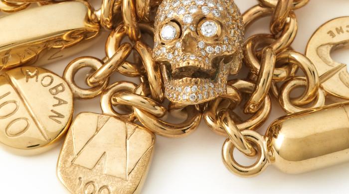 Дэмиен Херст выпустил коллекцию украшений для Other Criteria