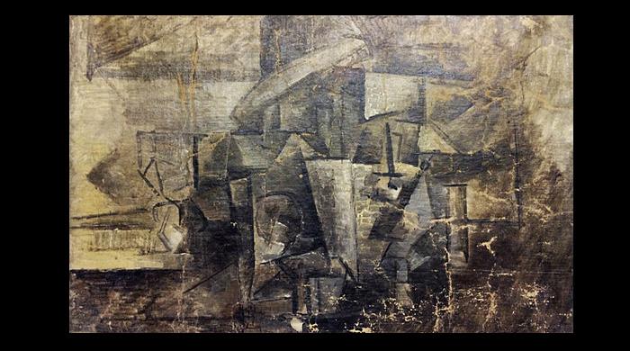FedЕx нашли украденную картину Пикассо