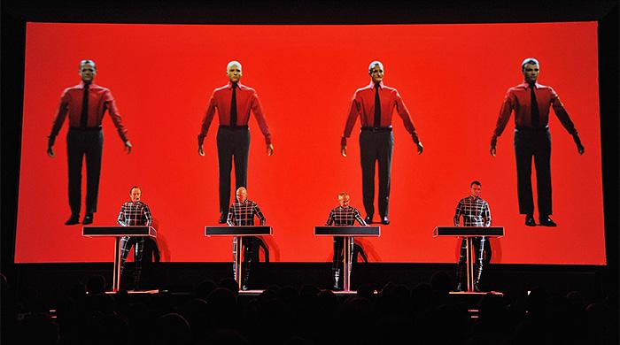 """Новый """"3D-альбом"""" группы Kraftwerk появится уже этой осенью"""