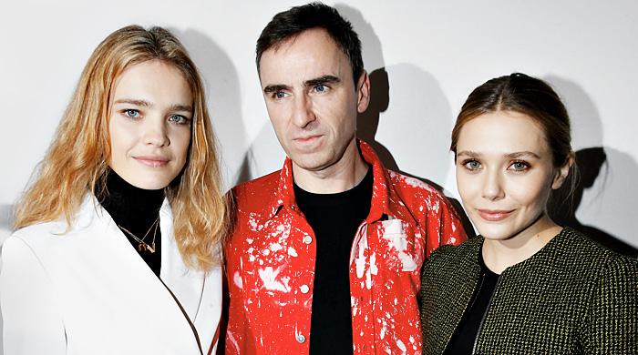 Гости показа Christian Dior haute couture, весна-лето 2015