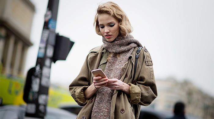 Неделя высокой моды в Париже S/S 2015: street style. Часть 3