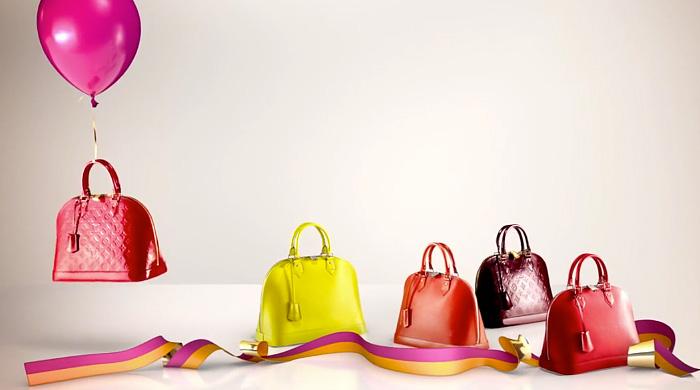 Фрэнк Синатра в праздничной кампании Louis Vuitton