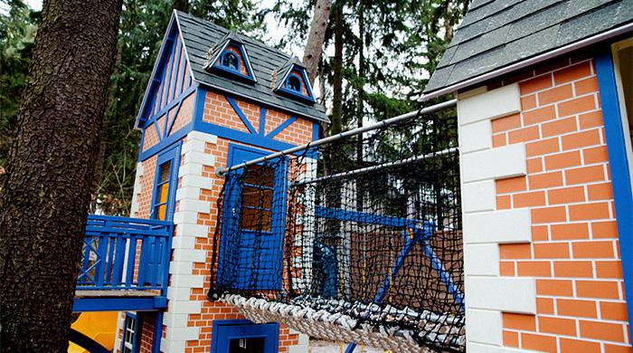 Золотое детство: игровые домики Ribambelle