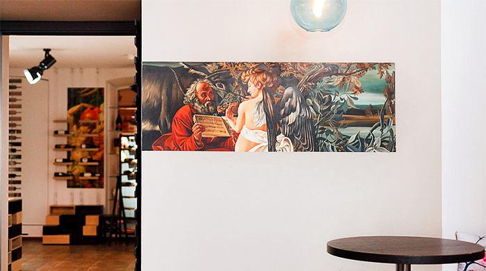 Новый ресторан Molto Buono в Петербурге