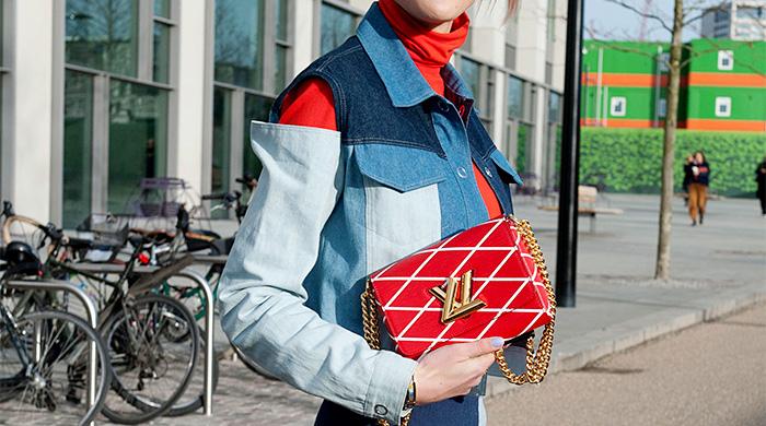 Неделя моды в Лондоне F/W 2015: street style. Часть 2