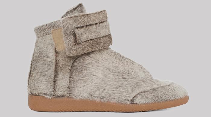 Кроссовки Maison Martin Margiela для Канье Уэста поступили в продажу