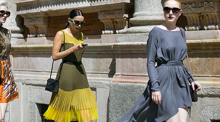 Неделя мужской моды в Милане, весна-лето 2016: street style. Часть 2