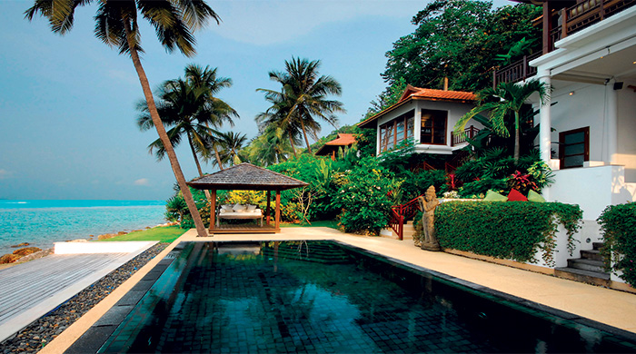 Belmond Napasai: тропический рай на севере острова Самуи