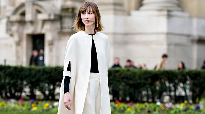Неделя высокой моды в Париже S/S 2015: street style. Часть 2