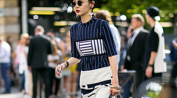 Неделя мужской моды в Париже, весна-лето 2016: street style. Часть 2