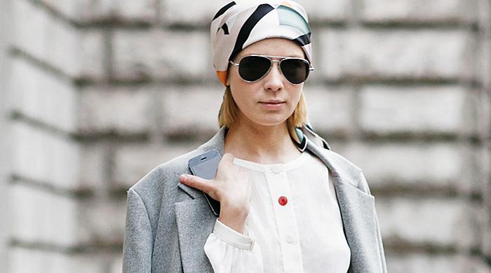 Неделя моды в Париже F/W 2015: street style. Часть 5