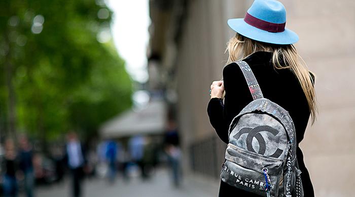 Неделя высокой моды в Париже: street style. Часть 3