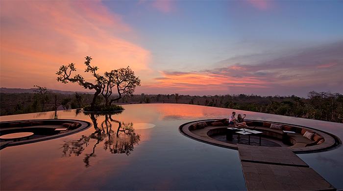 Навстречу солнцу: курорты Ayana, Бали
