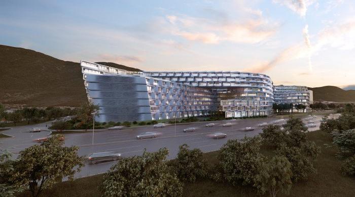 Zaha Hadid Architects осваивают Мексику