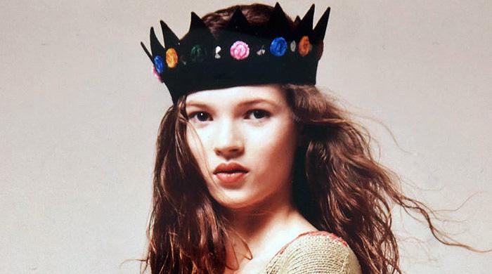 Корона Кейт Мосс выставлена на торги