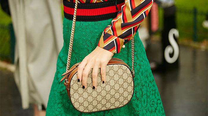Неделя моды в Париже, весна-лето 2016: street style. Часть 4