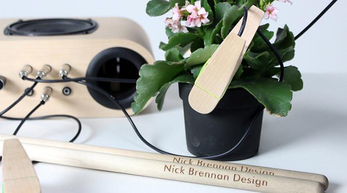 Объект желания: деревянный аудиоконвертер от Ника Бреннана