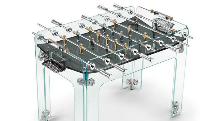 Стеклянный стол дизайн