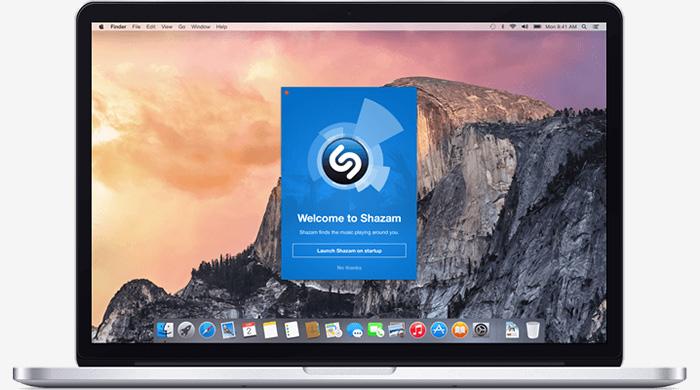 Официальное приложение Shazam стало доступно для Mac