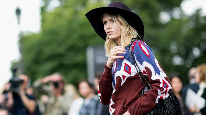 Неделя высокой моды в Париже: street style. Часть 2