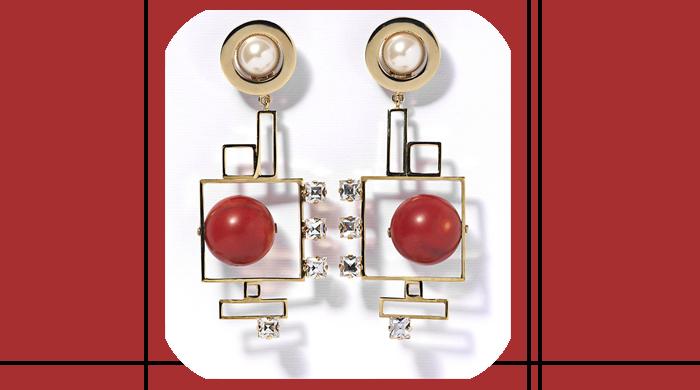 Новая коллекция Geometric Point от Crystalline Jewellery