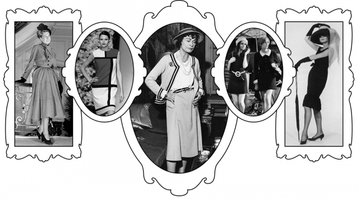 10 знаковых платьев в истории моды