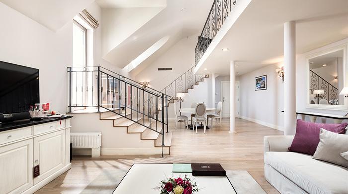Спа недели: обновленный отель Rodina Grand Hotel & Spa