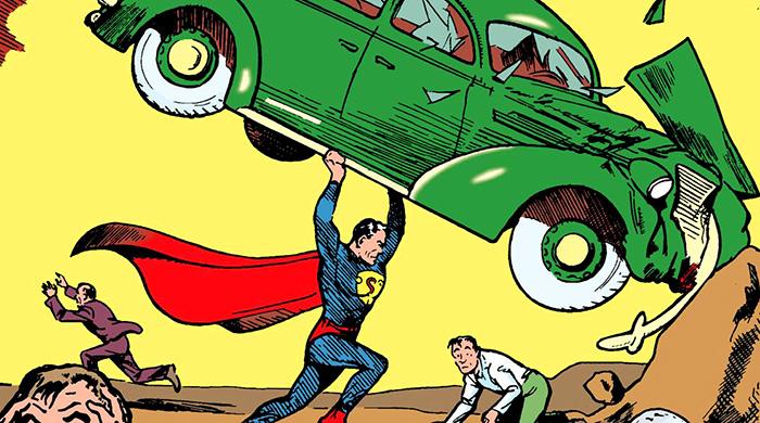Супермена оценили в 3 миллиона долларов