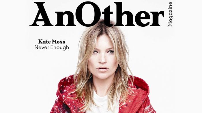 4 обложки Кейт Мосс для осеннего AnOther Magazine