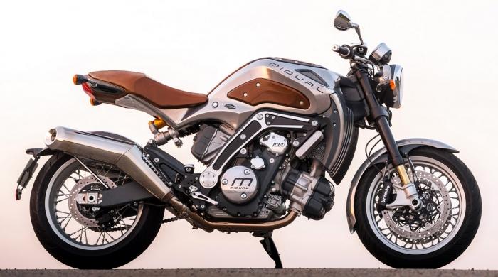 Мотоателье Midual представило новую модель Type 1