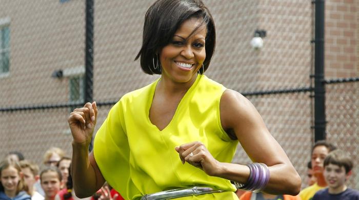 Мишель Обама поделилась своим плей-листом