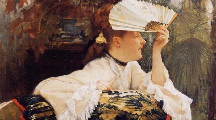 Мода на веера