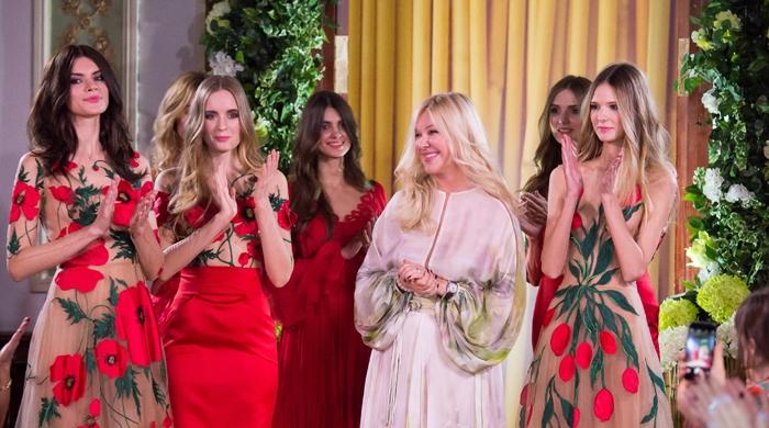 Презентация круизной коллекции бренда Yanina Couture